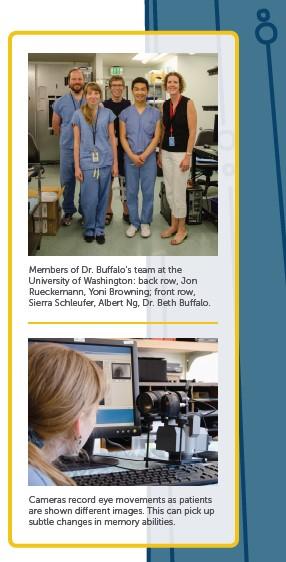 Buffalo Lab participates in exhibit at Pacific Science Center