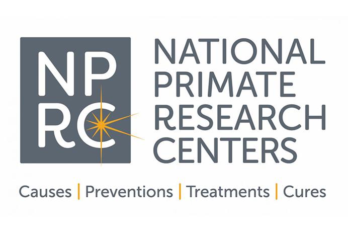 National Primate Center logo